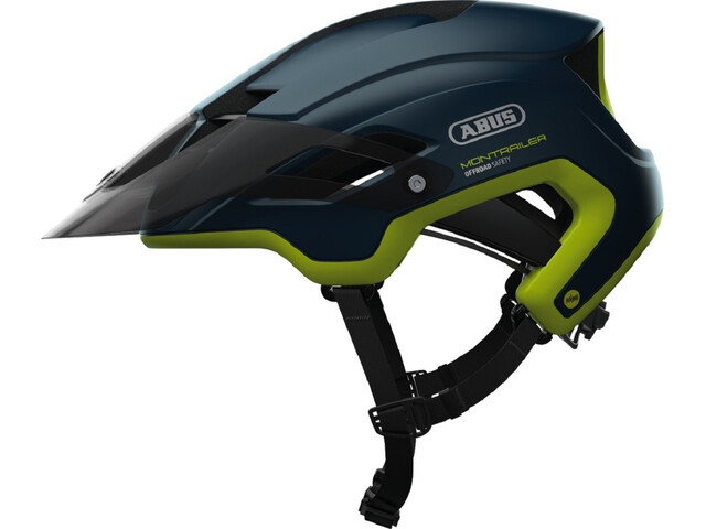 ABUS Montrailer MIPS MTB hjelm, midnight blue